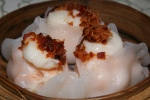 23 Shrimp and Scallop Dumpling with XO Sauce XL $5.50