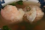 Wonton Soup (A Chinese soup classic) $4.95