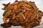 Tender Beef and Rice Noodle $7.95