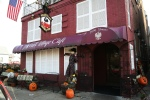 Polish Village Café (Halloween decorations)