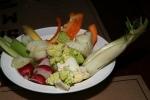 ANTIPASTO Pinzimonio & Breads Radishes, carrots & celery