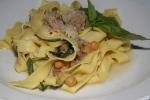 PRIMO Tagliatelle Handmade pasta with pork & chickpea ragu