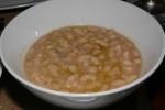 SECONDO Fagioli {white beans & sage}
