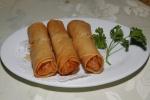 Deep Fried - Crispy Shrimp Roll $2.40