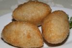 Deep Fried - Dried Shrimp & Pork Dumpling $2.40
