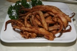 Deep Fried Squid $5.50