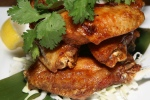 "The Legendary Chicken Wings by ""kinchan"" 8.20 Kinchan's famous chicken wings, OK, maybe little exaggerated but it's that good, no word of a lie"