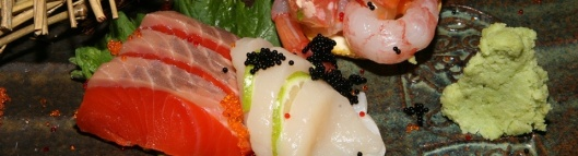 7 Kind Assortment Maguro, Hamachi, Amaebi, Salmon, Hotategai, Sea Urchin, Oysters, Special $45.00