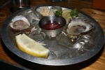Oysters (One of each) - 2 Daily Choices - $2.25 each