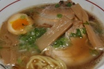 Tonkotsu Ramen $8.90 and Chashu (Extra Pork Belly) $2.00