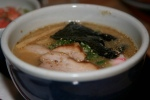 Shoyu Ramen (Part of Sake Ramen with Salmon and Rice)