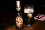 Unibroue Noire de Chambly – Dark brown Ale, mahogany highlights