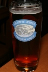 Creemore Lager on draft