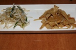 today's banchan fresh marinated vegetables (3)