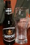 Sapporo (341 ml) 5.00