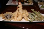 75. Assorted Tempura A tempura assortment of shrimp, vegetable, and fish 14.00