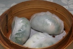 Shrimp and Vegetable Dumpling $2.40