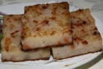 Pan Fried Turnip Cake $2.70