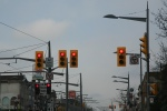St. Clair Avenue West traffic control