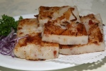 Pan Fried Turnip Cake $2.40