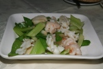 Pan Fried Seafood with Vegetables $12.00