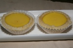 63 Egg Custard Tart (S)