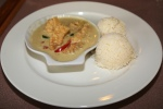 Thai Green Curry Fish $12