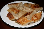 C1 Pork and Bak Choi (Pan Fried) (10 pieces) $7.99