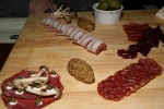 Crown Salumi Board