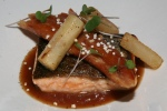 Baffin Island Arctic Char two ways