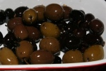 warm marinated olives 6