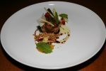 Quail Ballotine, Pomegranate Molasses, Belgium Endive, Mint, Puffed Quinoa, 15