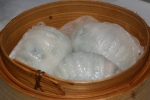 05 Steamed Seedling Dumpling $2.38