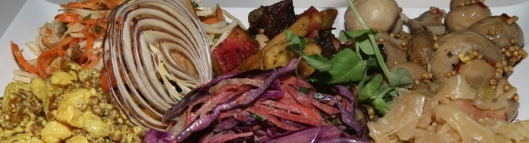 Vegetarian Platter $12.95