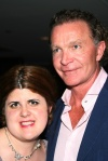 Kristen and Chef Mark McEwan