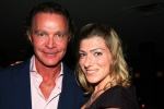 Chef Mark McEwan and Amanda Blake