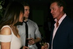 Alida Isabella, Jedd Gardner AND Chef Mark McEwan
