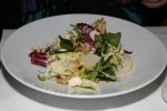Roquefort Salad 18 endive lettuces/walnuts/asian pear/smoked bacon creamy roquefort dressing