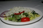 Chef's Salad, house made blue cheese dressing