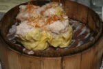 # 6 Siu Mai – Shrimp & Pork Dumpling with Conpoy L 5.10