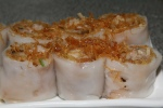 # 50 Shrimp & Pork – Crispy Bean Curd Roll with Shrimp & Pork L 5.10