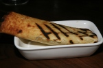 Thai Curried shrimp + naan bread 17