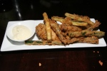 fritto misto, oysters, smelts, zucchini, preserved lemon aioli 14
