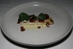 White Asparagus • cherry • hazelnut • parmesan