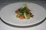 Nordic Shrimp-chermoula•cilantro•lettuce