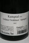 RABL Grüner Veltliner Spiegel Kamptal Langenlois 2012 12.5% - Austria