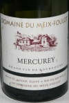 Domaine Du Meix-Foulot, Mercurey Rouge 2008 13% Grand Vin de Bourgogne, France