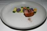 Lamb Loin-avocado•wattle seed•apricot
