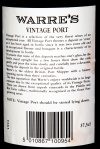 Warre's 1994 Vintage Port 20% (Our gift to the owners and staff)