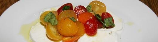 Primi - Caprese Salad`